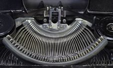 Free Typewriter Stock Image - 4290451