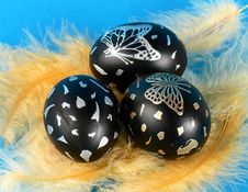 Free Easter Still Life Royalty Free Stock Photos - 4290888