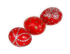 Free Easter Eggs Stock Photography - 4290922