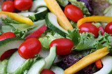 Free Salad Stock Image - 4291331