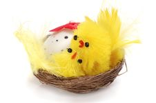 Free Easter Decoration Royalty Free Stock Photography - 4292397