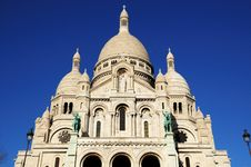 Free Sacre-Coeur Basilica Stock Photos - 4293193