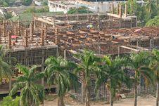 Free New Urban Development Royalty Free Stock Images - 4293469