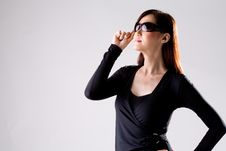 Free Its Too Bright Royalty Free Stock Photo - 4293665