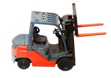 Free Forklift Royalty Free Stock Images - 4294119