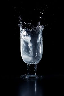 Free Refreshing Splash Royalty Free Stock Image - 4294266