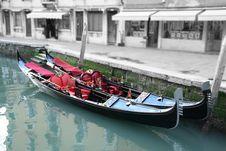 Free Venice Gondola Stock Photo - 4295000