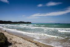 Free Corfu Island Beach Stock Images - 4295174