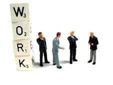 Free Always Working Stock Image - 4295561