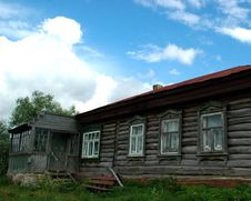 Free Shabby Old House Stock Photos - 4296013