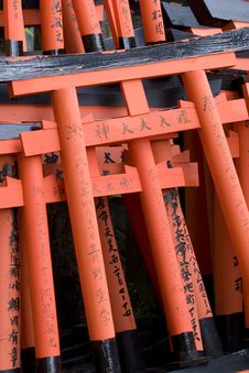 Free Toori From Kyoto Stock Photo - 4297060