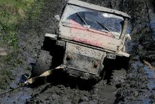 Free Extreme Off-road Royalty Free Stock Photography - 4297467