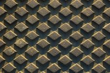 Free Rhombus Pattern Stock Photography - 4297612