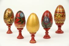Free Easter Eggs Royalty Free Stock Photos - 4297768