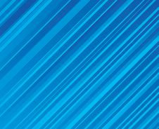 Free Blue Striped Background Royalty Free Stock Photos - 4297938