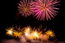 Free Fireworks Stock Image - 4298531