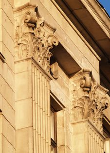 Free Building Ornament Royalty Free Stock Images - 4298749