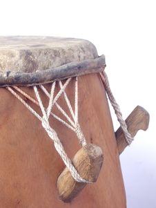 Free Kpalogo Drum Stock Photo - 4298920
