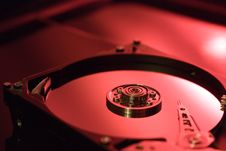 Free Hard Disk Drive Royalty Free Stock Photography - 4299337