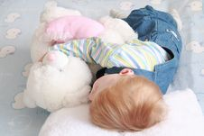 Free Little Boy Stock Images - 4299864
