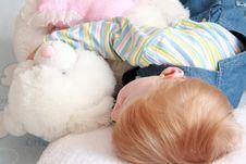 Free Little Boy Stock Image - 4299961