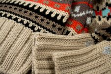 Free Sweater Close-up Royalty Free Stock Image - 4299976