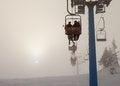 Free Ski Lift Royalty Free Stock Images - 42989339