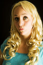 Free Funny Girl Stock Photography - 438252