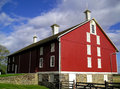Free Classic Red Barn Stock Photos - 439473