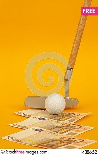 Free Minigolf Stock Photography - 438652
