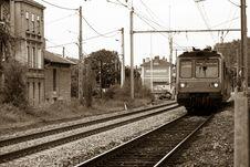 Free Train Royalty Free Stock Image - 430876