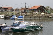 Free Harbor In France Stock Photo - 430990