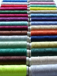 Free Colored Threads Royalty Free Stock Images - 431219