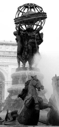Free Horse Monumen Stock Images - 431814