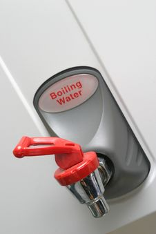 Boiling Water! Royalty Free Stock Photo