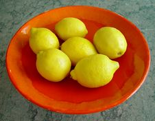 Free Lemons Royalty Free Stock Photography - 433047