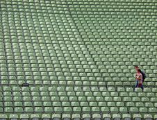 Free Stadion Seats Stock Photos - 434153