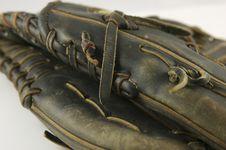 Free Baseball Glove Royalty Free Stock Image - 436196