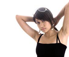 Free Teenage Girl Stock Photos - 437413