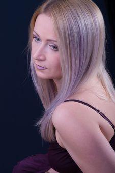 Free Beautiful Woman Stock Image - 438031