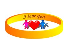 Free Love Ring Stock Photo - 438060