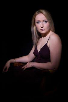 Free Beautiful Woman Royalty Free Stock Photography - 438347