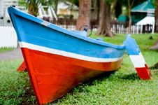 Free A Sampan Stock Photo - 438760