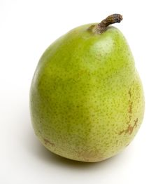 Free Green Pear Stock Photography - 438882