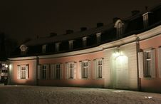 Free Palace In Winter Stock Photos - 439793