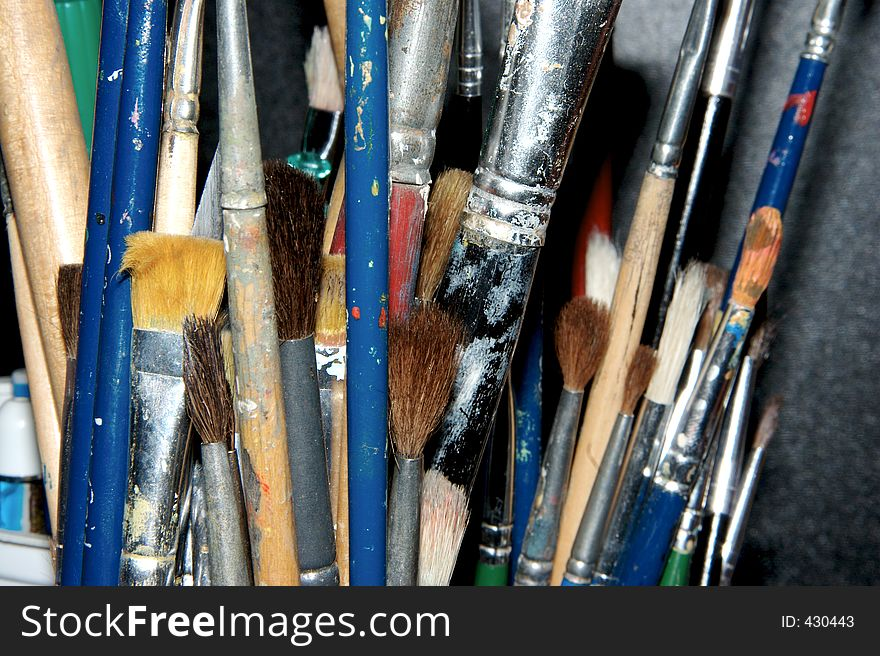Paintbrushes 1