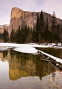 Free El Capitan And Merced River Royalty Free Stock Photography - 4301257