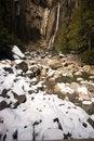 Free Lower Yosemite Falls Royalty Free Stock Photo - 4301515