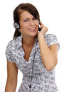 Free Customer Support Agent Royalty Free Stock Image - 4306016