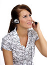 Free Customer Support Agent Stock Photography - 4306032